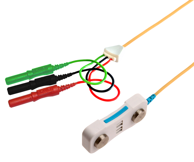 BAR elektroda nerezová - 3x TP konektor