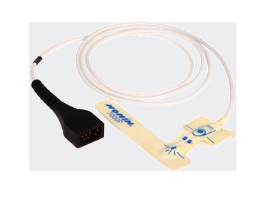 Jednorázový Sp02 sensor: pro dospělou osobu