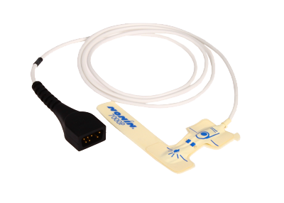 Jednorázový Sp02 sensor: dětský