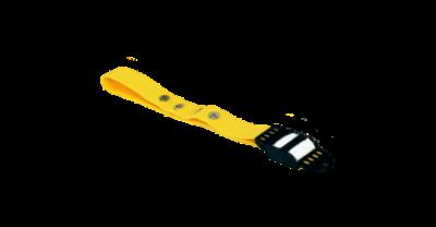 Hrudní pás Deymed: XS  (50 cm, žlutý)