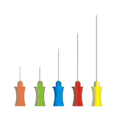 Jednorázová koncentrická elektroda Friendship: 25mm x 0.35mm (25x)
