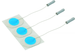 9013S0242 - Předgelované povrchové elektrody Alpine Biomed (12 ks)