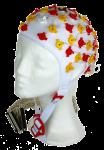 EEG čepice FlexiCAP 64 kanálová: S (51 – 55 cm), (NEOBSAHUJE KABELY PRO PŘIPOJENÍ 45-890 a 45-891)
