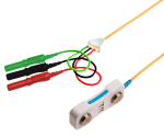 BAR elektroda nerezová - 3x TP konektor Rec only