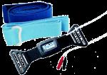 Čidlo dýchacích pohybů - upevnění suchý zip