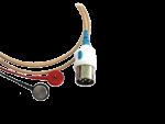 Opakovatelná nerezová elektroda: 1 m