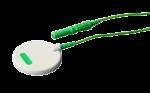 Disková nerezová zemnící elektroda