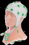 EEG čepice FlexiCAP: XS (47 – 51) cm, zelená)