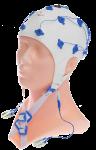 EEG čepice FlexiCAP: L (59 – 63 cm, modrá)