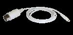 Kabel ke koncentrickým elektrodám Friendship: 1,5 m