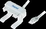 Triplexní Optický kabel V3.3L: 3,00m portable levý