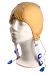 EEG čepice k vyšetření EP: L (59 – 63 cm, modrá)