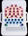Externí hlavice EEG