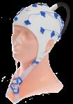 EEG čepice FlexiCAP UP: L (59 – 63 cm, modrá)