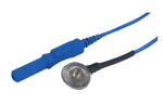 Kalíšková elektroda 9mm Ag (stříbrná): modrá