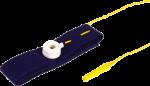 EKG elektroda pásková Sn (cín): žlutá