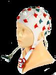EEG čepice FlexiCAP 32 kanálová: M (55 – 59 cm), (NEOBSAHUJE KABEL PRO PŘIPOJENÍ 45-890)